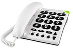 50410 - Doro Phone Easy 311C White