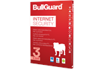 NDSOEM1412 - BullGuard Internet Security (3xPC) - Nordisk