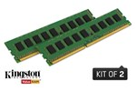 KVR1333D3E9SK2/16G - Kingston 16GB DDR3 1333MHz (2x8) Värde