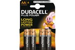 017641 - DURACELL Plus MN1500 - batteri - AA