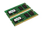 CT2KIT102464BF160B - Crucial DDR3L-1600 SODIMM DC - 16GB