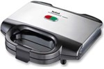 SM 1552 - Tefal Toastmaskine SM 1552 Ultracompact - Steel