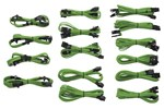 CP-8920047 - Corsair Sleeved Cable Kit - Green