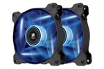 CO-9050016-BLED - Corsair AF120 LED Quiet TP - Blue Kabinet Køler - 120 mm - 25 dBA