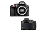 VBA390AE - Nikon D3300 Body - Black