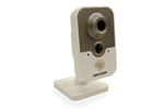 DS-2CD2432F-IW(2.8MM) - Hikvision IR Cube Network Camera DS-2CD2432F-I(W)