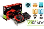 GTX 970 GAMING 4G - MSI GeForce GTX 970 GAMING - 4GB GDDR5