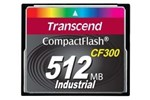 TS512MCF300 - Transcend CF300 Industrial