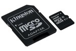 SDC10G2/16GB - Kingston MicroSDHC / SDHC C10 G2 - 16GB