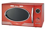 16330088 - Melissa Microwave oven - Red