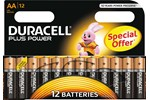 17863 - DURACELL Plus Power AA - 12 Pack