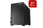 90IX00L1-BW3S10 - ASUSTOR AS1002T - NAS Server