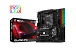 Z170A GAMING PRO CARBON - MSI Z170A GAMING PRO CARBON Mainboard - Intel Z170 - Intel LGA1151 socket - DDR4 RAM - ATX