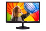 "247E6QDAD/00 - Philips 24"" Skærm E-line 247E6QDAD - Sort - 5 ms"