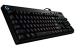 920-007742 - Logitech G810 Orion Spectrum RGB - ND - Gaming Tastatur - Nordisk - Sort