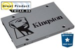SUV400S3B7A/480G - Kingston SSDNow UV400 DNUK SSD - 480GB