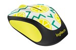 910-004713 - Logitech M238 Wireless Mouse - Lemon - Mus - Optisk - 3 knapper - Gul