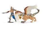70129 - Schleich Eldrador Warrior with griffin