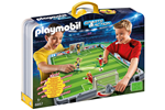 6857 - Playmobil - Sports & Action - Take Along Soccer Field