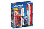5361 - Playmobil - City Action - Fire Station with Alarm - 5361