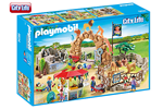 6634 - Playmobil Large City Zoo