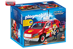 5364 - Playmobil - City Action - Fire Chief´s Car with Lights - 5364