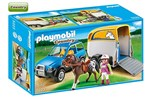 5223 - Playmobil SUV with Horse Trailer | 5223