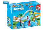 6669 - Playmobil Water Park with Slides