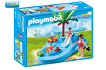 6673 - Playmobil Baby Pool with Slide