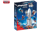 6195 - Playmobil - City Action - Space Rocket with Launch Site - 6195