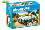 6812 - Playmobil - Country - Forest Pick Up Truck - 6812