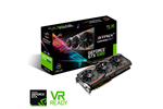 90YV09M2-M0NM00 - ASUS GeForce GTX 1080 ROG STRIX Advanced - 8GB GDDR5X RAM - Grafikkort