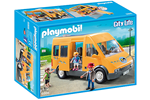 6866 - Playmobil - City Life - School Van - 6866