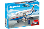 5395 - Playmobil - City Action - Passenger Plane - 5395