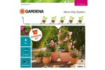 13005-20 - Gardena Expansion Set Flower Pots 13005