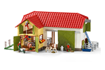 42333 - Schleich Bondegårdsdyr Large farm w. animals + accessories