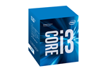 BX80677I37320 - Intel Core i3-7320 Kaby Lake Prosessor - 4.1 GHz - Intel LGA1151 - 2 kjerner (Dual-Core) - Intel Boxed
