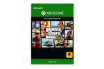 G3Q-00011 - Grand Theft Auto V - Microsoft Xbox One - Action