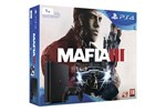 0711719896555 - Sony PlayStation 4 Slim Black - 1TB (Mafia III Bundle)