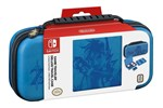 663293109173 - Nintendo Switch Deluxe Travel Case Zelda Blue - Taske - Nintendo Switch