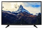 "43UH603V - LG 43"" Fladskærms TV 43UH603V - LED - 4K UHDTV (2160p) - Sort"