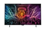 "55PUS6101/12 - Philips 55"" TV 55PUS6101 - LED - 4K UHDTV (2160p) - Mörk silver"