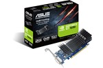 90YV0AT0-M0NA00 - ASUS GeForce GT 1030 Silent Low Profile - 2GB GDDR5 RAM - Grafikkort