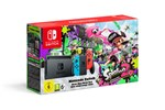 2500266 - Nintendo Switch with Neon Blue & Red Joy-Con & Splatoon 2