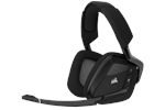 CA-9011152-EU - Corsair Gaming VOID PRO RGB Wireless Carbon - Svart