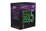 BX80684I58400 - Intel Core i5-8400 Coffee Lake CPU - 2,8 GHz - Intel LGA1151 - 6 kärnor - Intel Boxed