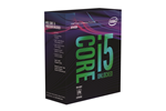 BX80684I58600K - Intel Core i5-8600K Coffee Lake CPU - 3,6 GHz - Intel LGA1151 - 6 kärnor - Intel Boxed