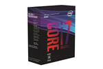 BX80684I78700K - Intel Core i7-8700K Coffee Lake CPU - 3,7 GHz - Intel LGA1151 - 6 kärnor - Intel Boxed
