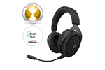 CA-9011175-EU - Corsair *DEMO* HS70 Wireless Gaming Headset - Carbon - Sort