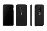 5431100048 - OnePlus 6 - Nylon Bumper Case - Black